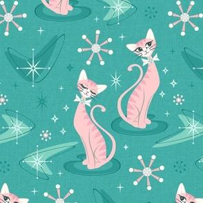 Kitsch Kitten Collectibles © Christine Duffield