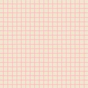 pink grid reverse