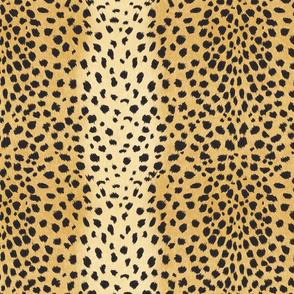 Cheetah Print-Black Spots