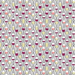 Wine Glasses - Small
