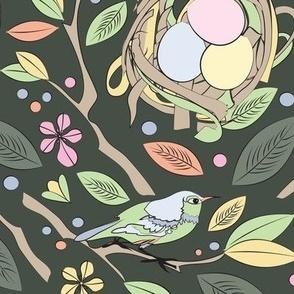 Storybook Spring Botanical