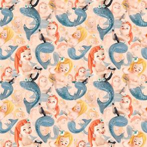 Ceramic Mermaids