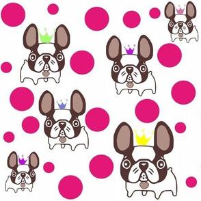 french bulldog cartoon world:)