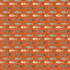 Vintage Kitsch Fish