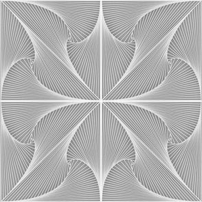Large Organic Geometry