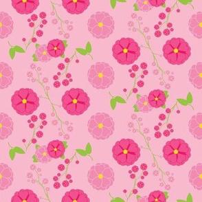 Rose Wars - Strawberry Pink