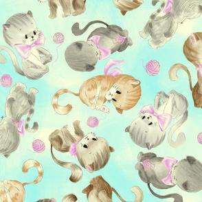 Kitsch Kittens