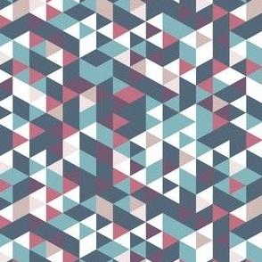 Blue Teal Prism V2