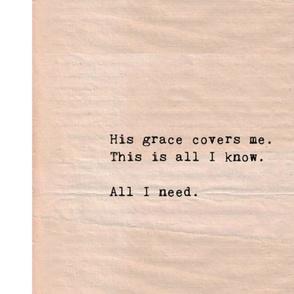HIS Grace.