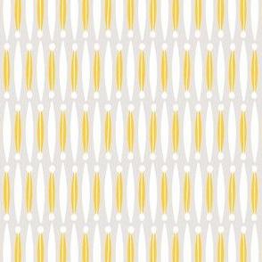Kids' Geo 1 (grey and yellow)