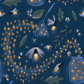 Catching Fireflies - X-Large Scale