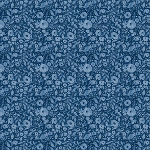 Le Fluer blue small scale