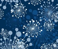 Dandelion Classic Blue Large