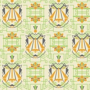 Art_Deco_Lion