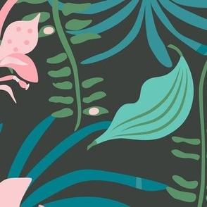 Geo cute wild cats