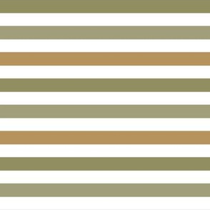 Neutral Stripe Horizontal|Graced|Renee Davis