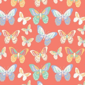 Rad-Red-Butterflies 5x5