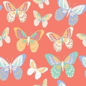 Rad-Red-Butterflies 8x8