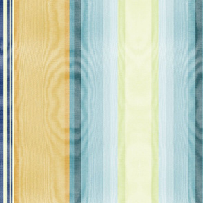 Retro Moire Stripe ~ Variation 5