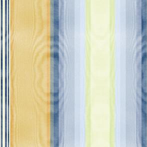 Retro Moire Stripe ~ Variation 4
