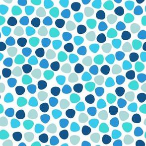 Blue Pebble small