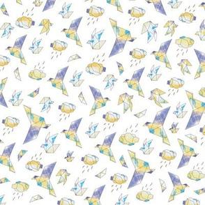 Origami Birds Clouds-01