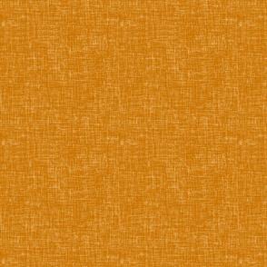 Marigold Linen Texture Solid