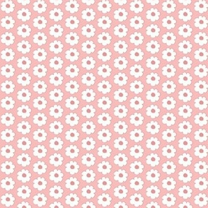 Simple Daisy Pink