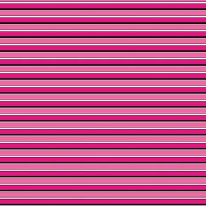 Pink Stripe Horizontal
