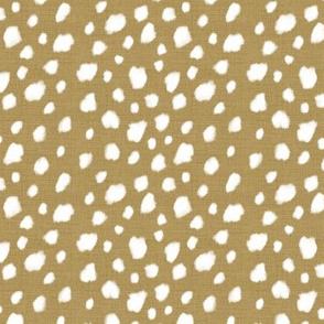 Deer Spot Linen Fawn