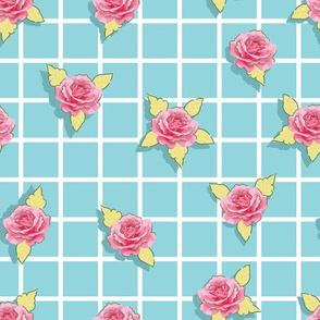 Floral magic-8