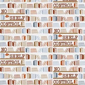 No Shelf Control Blues & Reds