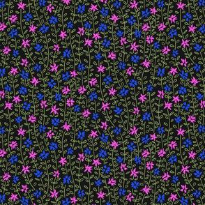 Dark Flower Vines
