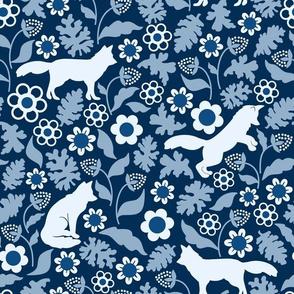 fox blues