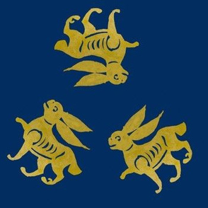 Triplex Hares