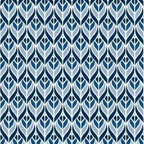 Light Blue Neo Artdeco