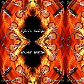 NxNW_Guitars_Flames_7x9 Mirror