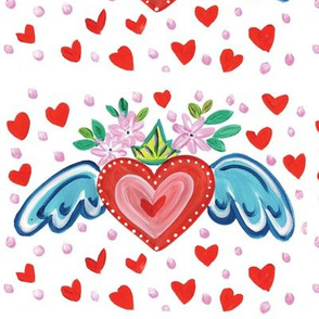 My Winged Heart