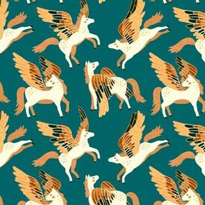 Simple Pegasus Paradise - Medium Version