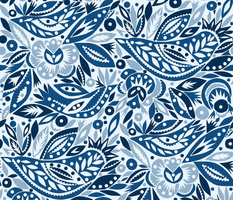 BirdsInTheBushFbr21-150-Pantone