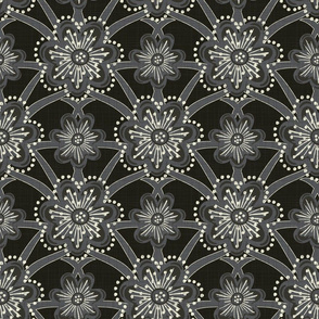 Starburst - Neutral Dark - Large