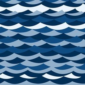 Irregular waves - ©Autumn Musick 2020