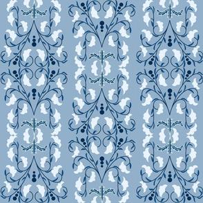 Blue Damaskish