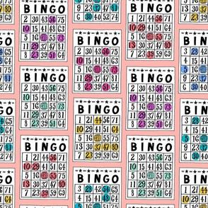 bingo - blush