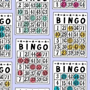 bingo - lilac