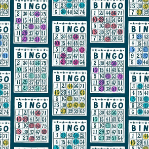 bingo - ocean