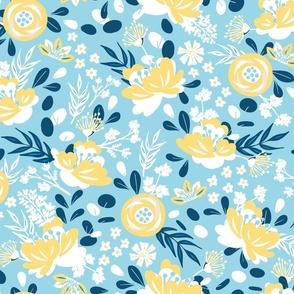 Autumn Bellerose - Light Blue
