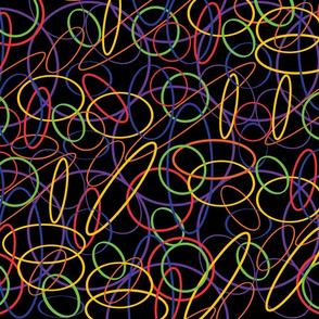 Blacklight Circles