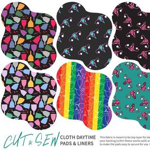 Cut & Sew Cloth Pads
