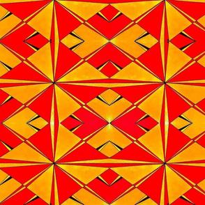 Geometric Overlapping Design